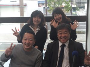 FM泉大津にて新番組『おずのツボ』がスタートしました