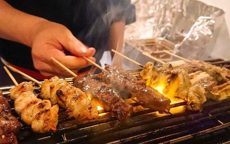 もみの樹グループ 飲食部 牛串焼き 昭和屋